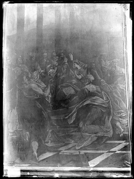 CA-0590-VI_Pintura del taller de El Greco-Pentecostés