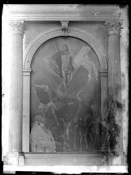 CA-0592-VI_Pintura de Domenico Theotocopuli El Greco-Resurrección