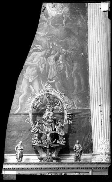 CA-0593-VI_Pintura de Domenico Theotocopuli El Greco-Bautismo