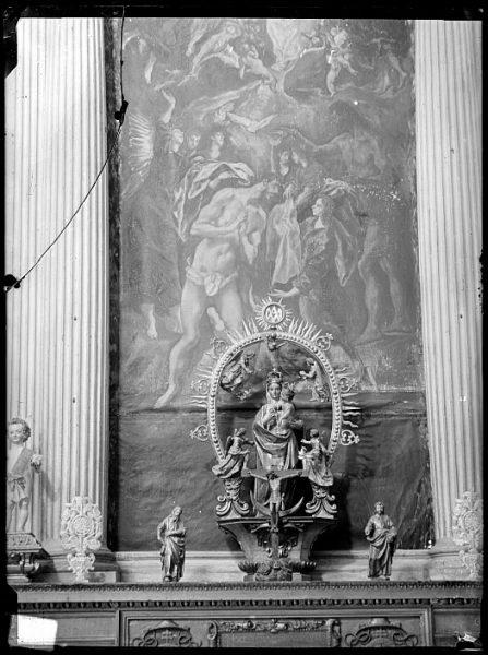 CA-0594-VI_Pintura de Domenico Theotocopuli El Greco-Bautismo