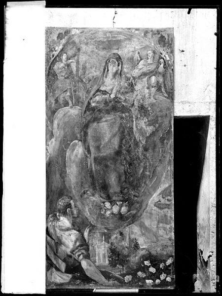 CA-0596-VI_Pintura de Domenico Theotocopuli El Greco-Inmaculada Concepción con San Juan Evangelista