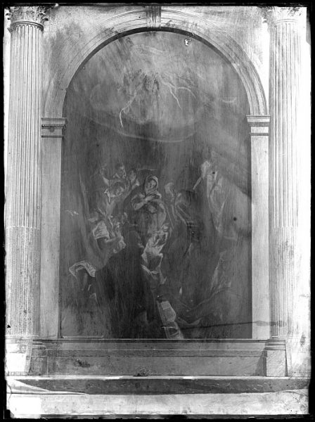 CA-0598-VI_Pintura de Domenico Theotocopuli El Greco-Adoración de los pastores