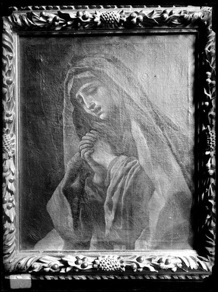 CA-0600-VI_Pintura de Luis Tristán-Dolorosa
