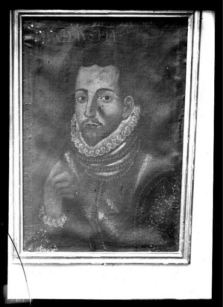 CA-0606-VI_Pintura de la Colección Borbón Lorenzana-Retrato de Juan de Austria