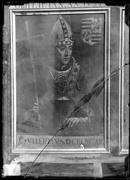 CA-0613-VI_Pintura de la Colección Borbón Lorenzana-Retrato del cardenal Guillermo de Croy