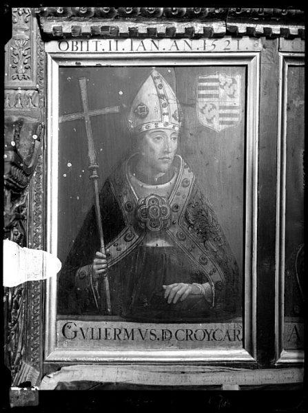 CA-0614-VI_Pintura de la Colección Borbón Lorenzana-Retrato del cardenal Guillermo de Croy