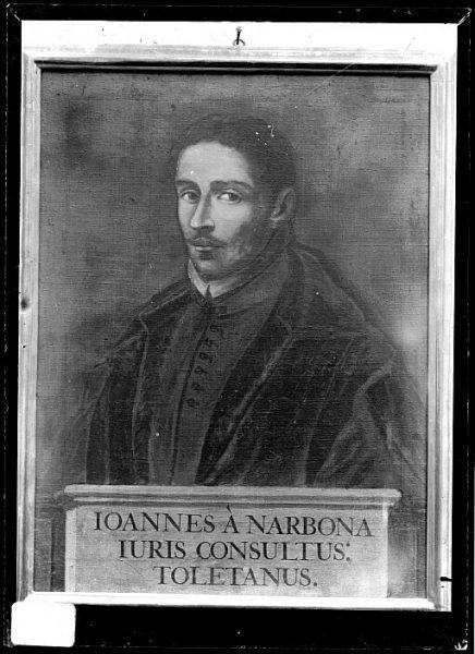 CA-0622-VI_Pintura de la Colección Borbón Lorenzana-Retrato del jurista toledano Juan de Narbona
