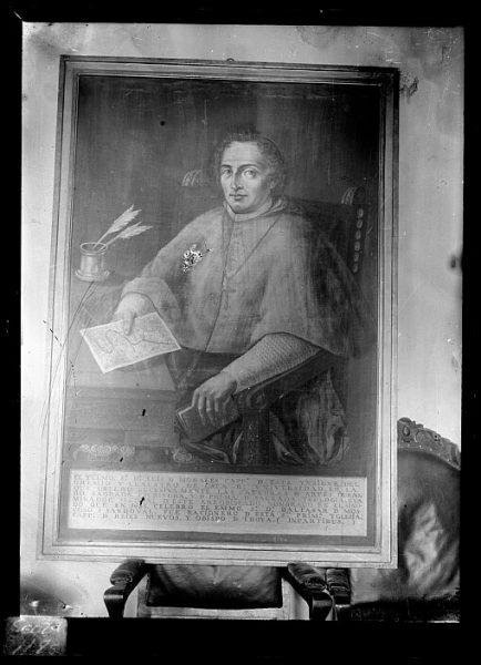 CA-0624-VI_Pintura de la Colección Borbón Lorenzana-Retrato del profesor Luis de Morales