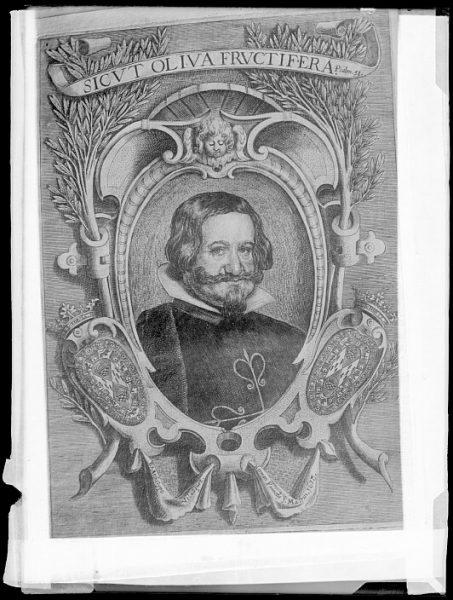 CA-0650-VI_Grabado-Retrato del Conde Duque de Olivares