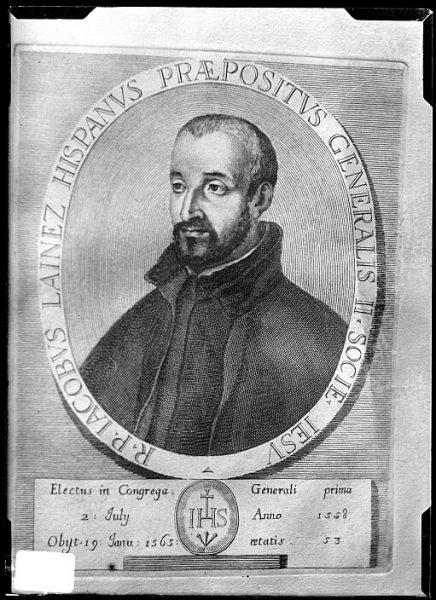 CA-0664-VI_Grabado-Retrato de Jacobo Lainez, prepósito general de la Compañía de Jesús