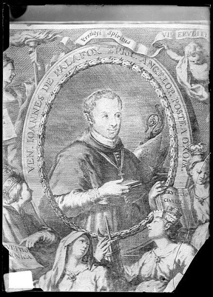 CA-0673-VI_Grabado-Retrato de Juan de Palafox y Mendoza, obispo de Puebla de los Ángeles