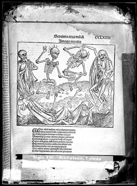 CA-0792-VI_Grabado que ilustra la Séptima eras mundi del Liber chronicarum de Hartmann Schedel, impreso por Anton Koberger, en Nuremberg en 1493