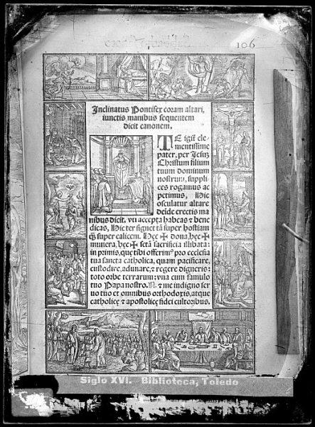 CA-0841-VI_Grabados de escenas de la vida de Cristo incluidos en una hoja de un libro no identificado