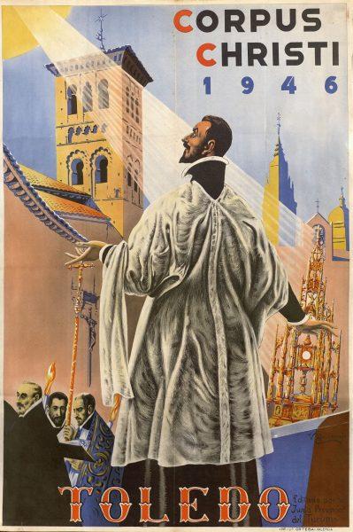 Cartel del Corpus 1946