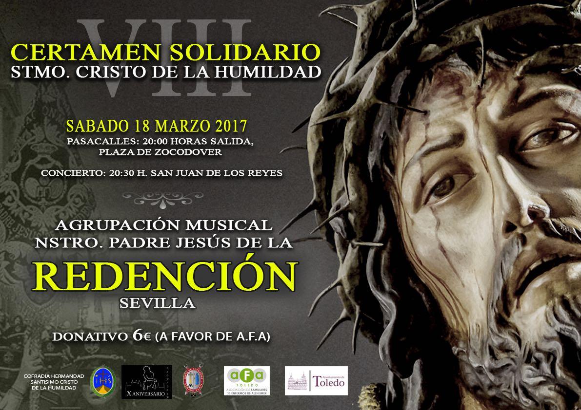 Concierto Solidario Cofradía Hermandad Sto. Cristo de la Humildad