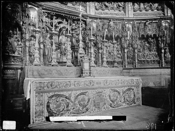 Catedral-Altar de la Capilla Mayor_CA-0074-VI