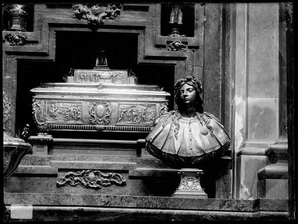 Catedral-Arca de san Eugenio y relicario de santa Leocadia en el ochavo_CA-0181-VI