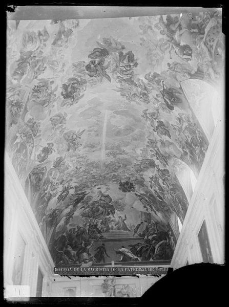 Catedral-Bóveda de la Sacristía_CA-0248-VI
