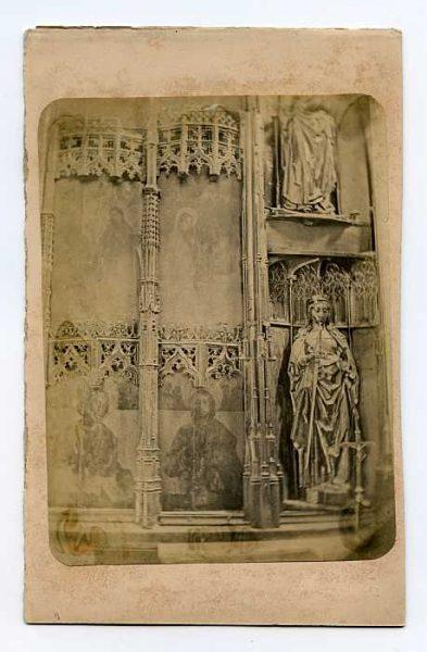 Catedral-Capilla de Santa Catalina - Detalle-Colección Luis Alba_LA-134092-PA
