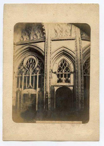 Catedral-Capilla de Santiago - Detalle-Colección Luis Alba_LA-134058-PA