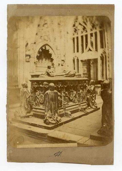 Catedral-Capilla de Santiago - Sepulcro de Álvaro de Luna-Colección Luis Alba_LA-434052-PA