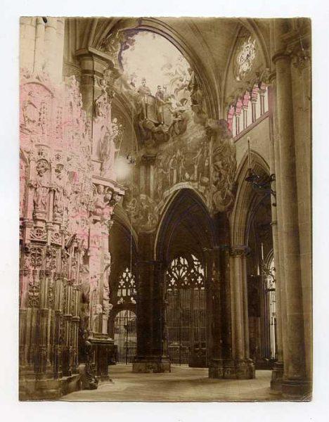Catedral-Capilla Mayor - Exterior - El Transparente-Colección Luis Alba_LA-634202-PA