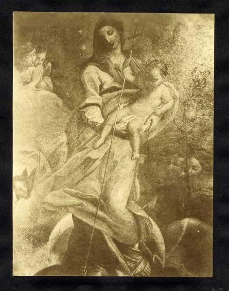 Catedral-Capilla Mozárabe - Virgen con el Niño-Colección Luis Alba_LA-135025-PA