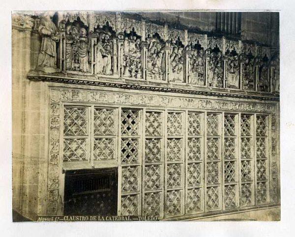 Catedral-Claustro - Detalle-Colección Luis Alba_LA-633048-PA