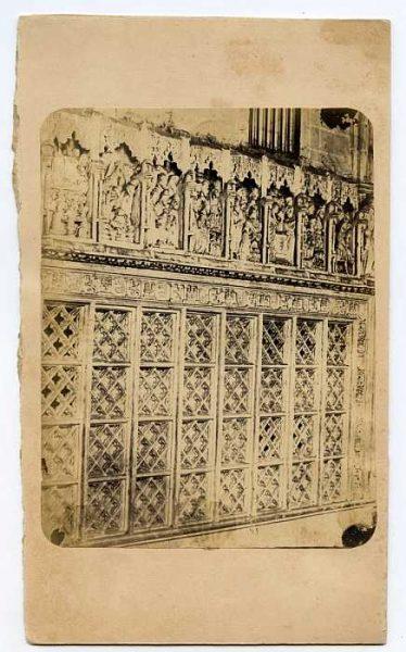 Catedral-Claustro - Detalle-Colección Luis Alba_LA-734046-PA