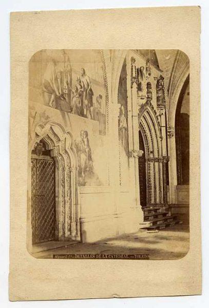 Catedral-Claustro - Puertas-Colección Luis Alba_LA-534091-PA