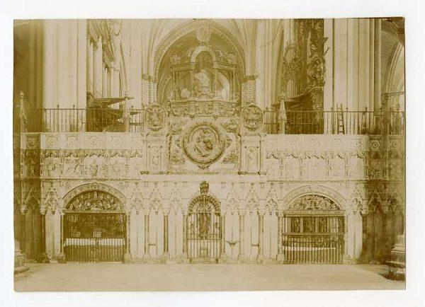 Catedral-Coro - Exterior-Colección Luis Alba_LA-234203-PA