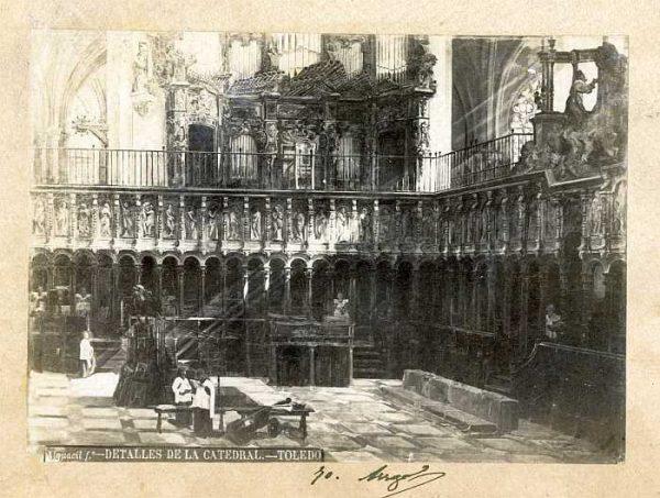 Catedral-Coro - Interior-Colección Luis Alba_LA-435048-PA