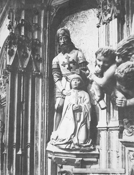 Catedral-Detalle de la capilla de D Baltasar de Haro_CA-0060-PA