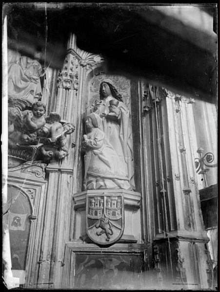 Catedral-Detalle de la capilla de D Baltasar de Haro_CA-0061-VI