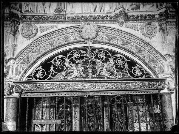 Catedral-Detalle de la Capilla de Santa Catalina_CA-0222-VI