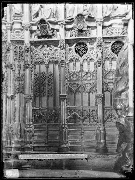 Catedral-Detalle de la girola_CA-0096-VI
