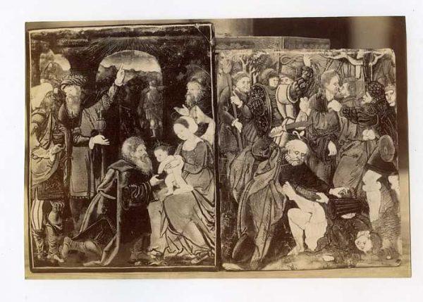 Catedral-Esmalte pintado de Limoges del siglo XVI-Colección Luis Alba_LA-1134190-PA