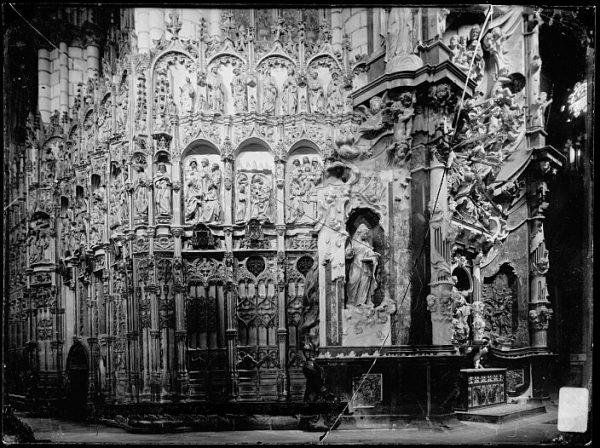 Catedral-Exterior de la Capilla Mayor_CA-0067-VI