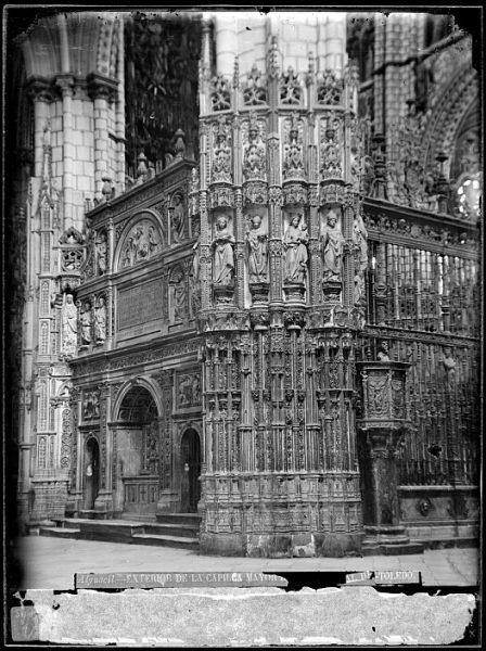 Catedral-Exterior de la Capilla Mayor_CA-0071-VI