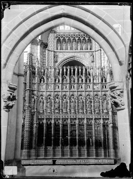 Catedral-Exterior de la Capilla Mayor_CA-0072-VI