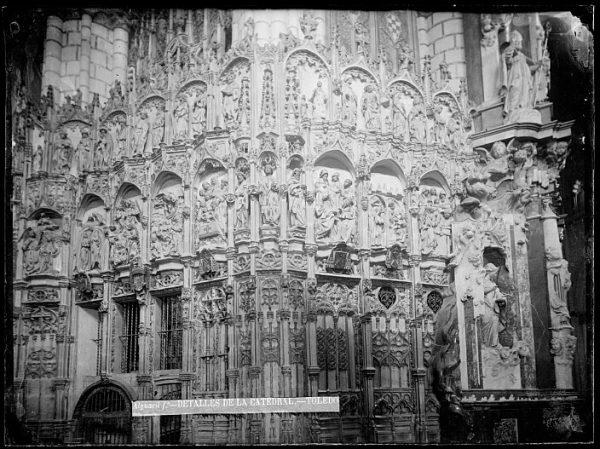 Catedral-Exterior de la Capilla Mayor_CA-0277-VI