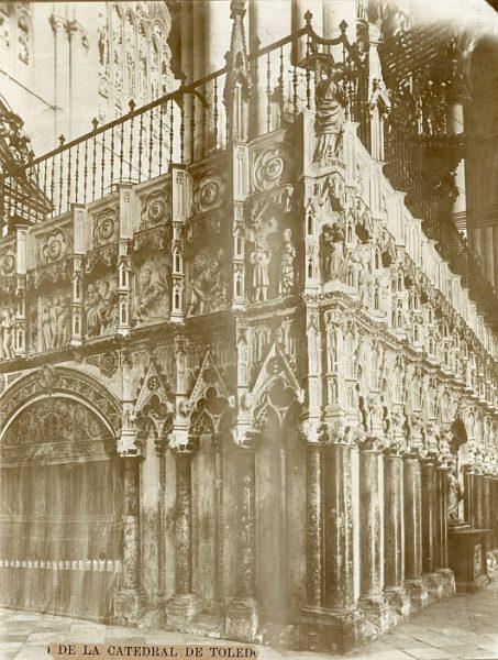 Catedral-Exterior del coro_CA-0114-PA