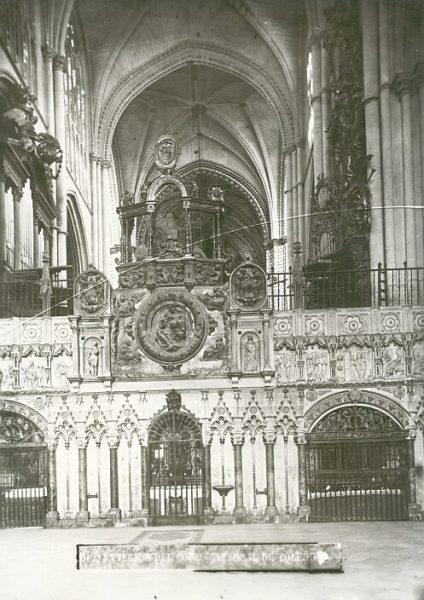 Catedral-Exterior del coro_CA-0116-PA