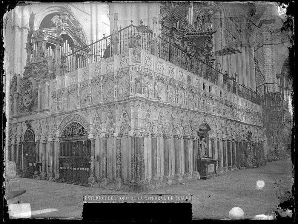 Catedral-Exterior del coro_CA-0117-VI