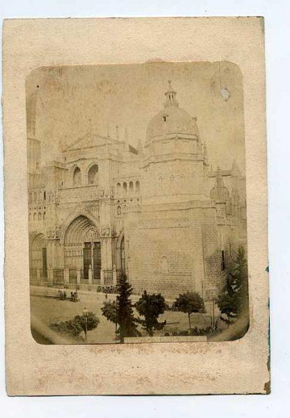 Catedral-Fachada principal-Colección Luis Alba_LA-134097-PA
