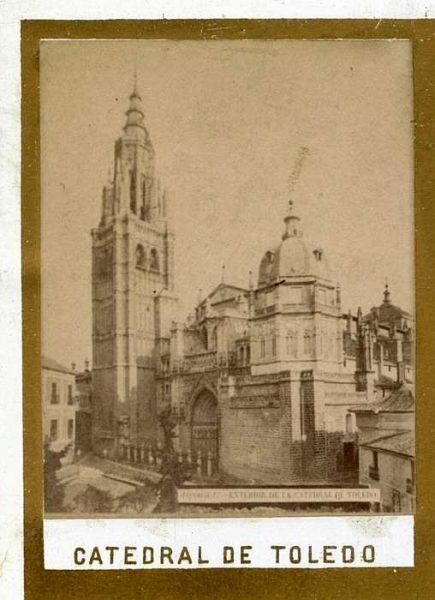 Catedral-Fachada principal-Colección Luis Alba_LA-1360371-PA