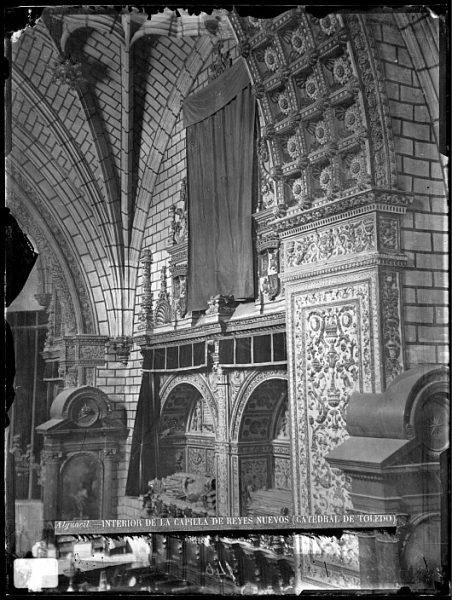 Catedral-Interior de la Capilla de Reyes Nuevos_CA-0086-VI
