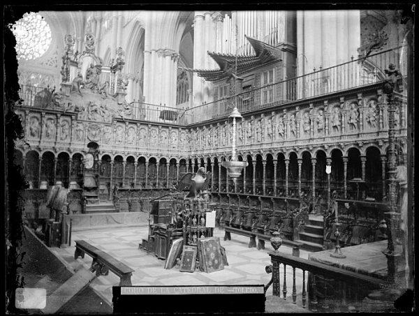 Catedral-Interior del coro_CA-0112-VI