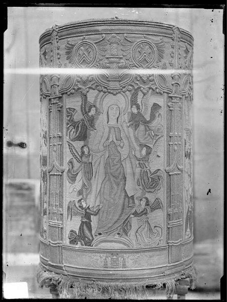 Catedral-Manga procesional del cardenal Cisneros_CA-0241-VI