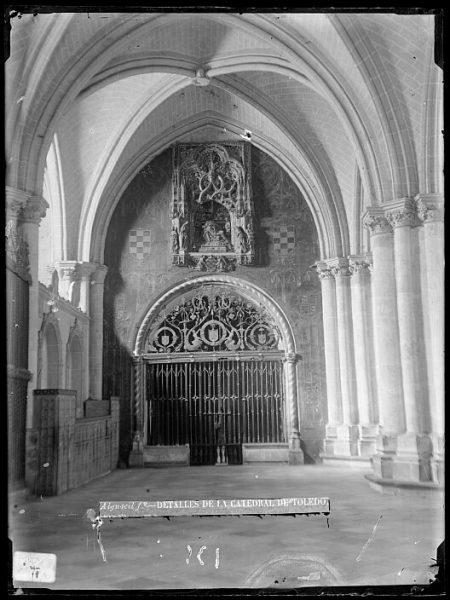 Catedral-Puerta de la Capilla Mozárabe_CA-0082-VI